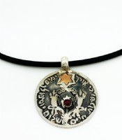 Longevity blessing necklace